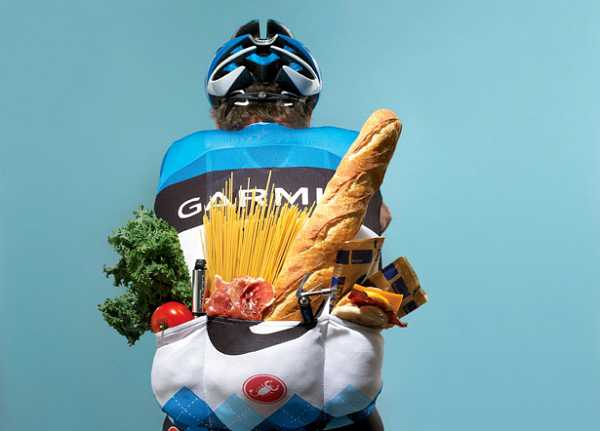 Cycling Nutrition - Jelly Babies or Gels?