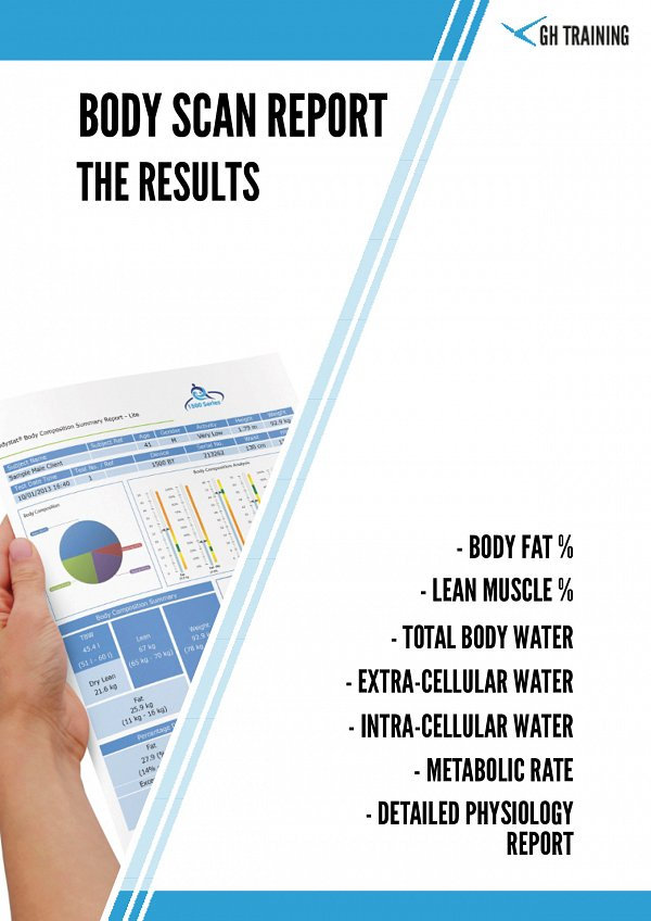 body composition report