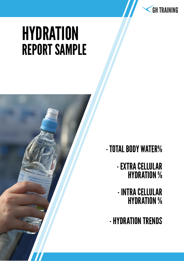 body composition lab report
